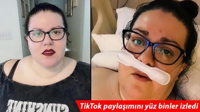 Koronavirüsten ölen genç kadının hastane yatağında son sözleri 'Aşı yaptırın' oldu