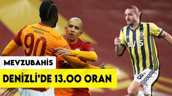 Mevzu Bahis   13.00 orana dikkat! Galatasaray – Hatayspor, Denizlispor – Fenerbahçe maçları ve Avrupa'dan öne çıkan tercihler…
