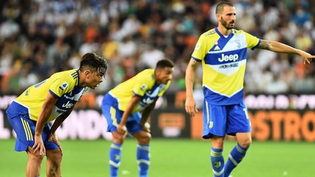 Udinese 2 – 2 Juventus (Maç özeti)