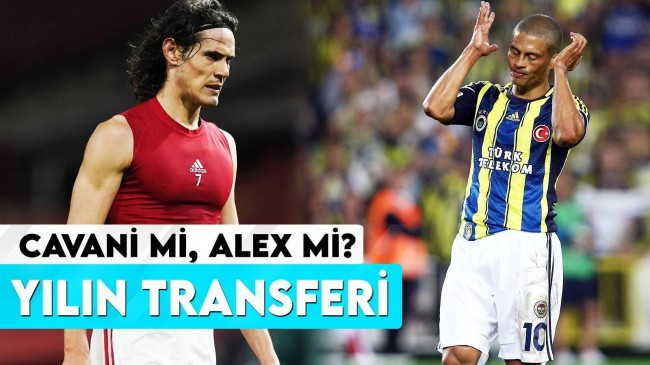 Yılın Transferi   Fenerbahçe'ye çare olacak yıldız! Mesut Özil ve Edinson Cavani…