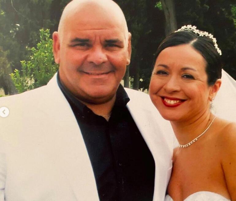 Esra Kazancıbaşından eşi Rasim Öztekine duygusal mesaj